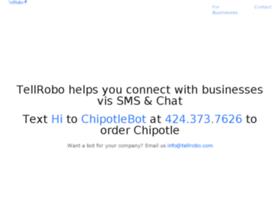 chipotlebot.com