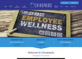 chiropaedic.com.au