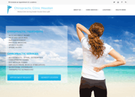 chiropracticclinichouston.com