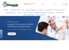 chiropracticoutfitters.com