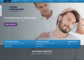 chiropractorbrooksville.com
