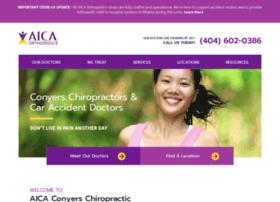 chiropractorconyers.com