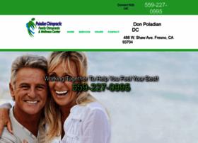 chiropractorsfresno.com