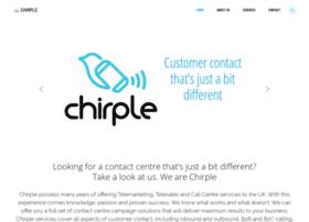chirple.co.uk