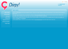 chirpy.sourceforge.net