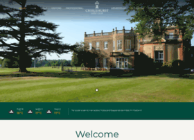 chislehurstgolfclub.co.uk
