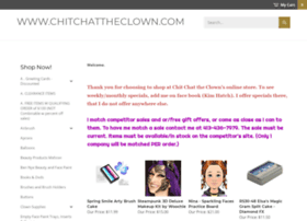chitchattheclown.com