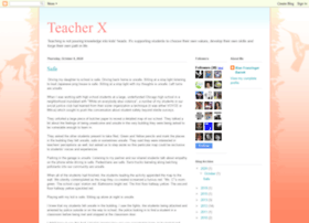 chiteacherx.blogspot.com
