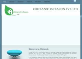 chitranshinfracon.com