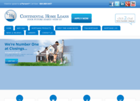 chlmortgagebankers.com