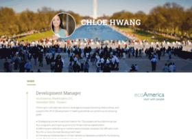 chloehwang.strikingly.com