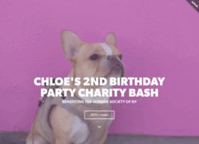 chloes2ndbirthdayparty.splashthat.com