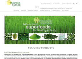 chlorella-europe.com