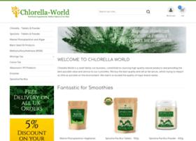 chlorella-world.com