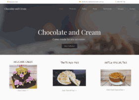 chocolateandcream.com.au