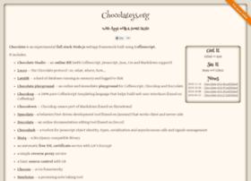 chocolatejs.org