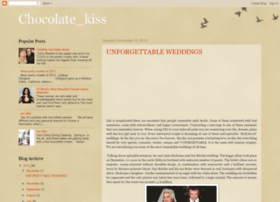 chocolatekiss2013.blogspot.com