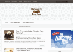 chocolatelovebook.com
