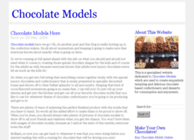 chocolatemodels.bakeradio.com