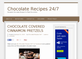 chocolaterecipes247.com