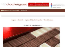 chocotelegrama.com.ar