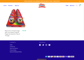 chocotreasure.com