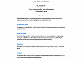 chodounsky.net