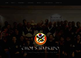choeshapkido.com