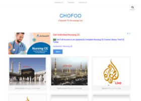 chofoo.com