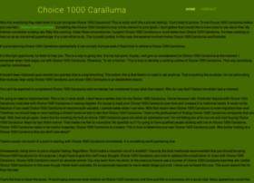 choice1000caralluma.yolasite.com