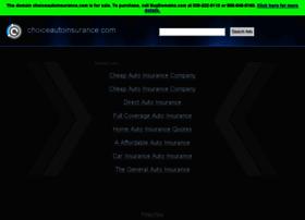 choiceautoinsurance.com