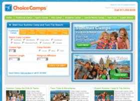 choicecamps.com