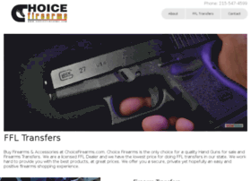 choicefirearms.com