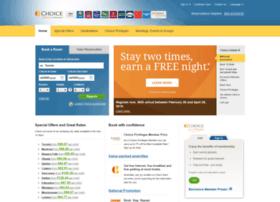 Choicehotels.ca