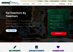 choiceliteracy.com