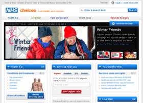 choices.nhs.uk