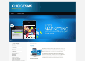 choicesms.net