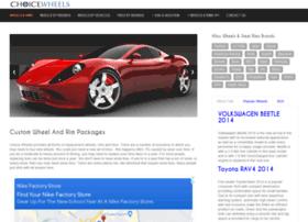 choicewheels.com