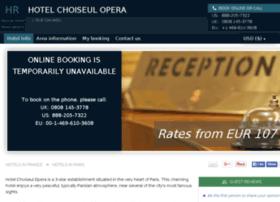 choiseul-opera-paris.hotel-rez.com