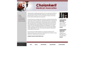 cholankerilmedical.com