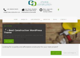 cholasconstruction.com