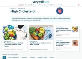 cholesterol.about.com