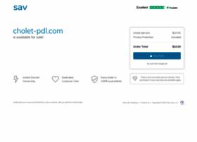 cholet-pdl.com
