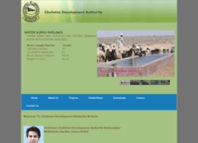 cholistan.gov.pk