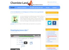 chomiste-land.com