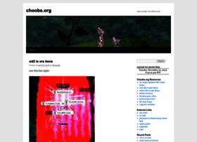 choobs.org