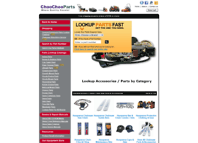 choochooparts.com