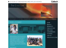 choolab.caltech.edu