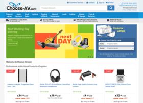 chooseav.co.uk