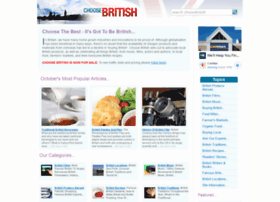 choosebritish.co.uk